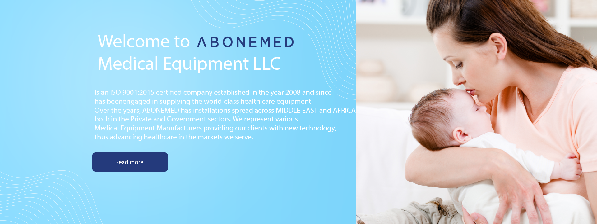 Abonemed | Medical Equipment Supplier in Dubai