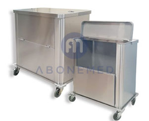 Box Sacks Linen Cart