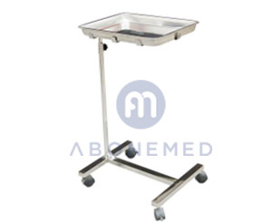 Mayo Cart Trolley Stainless Steel