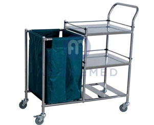 Hospital Clean Linen trolley