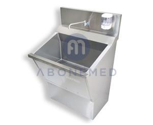 Single Station Scrub Sink