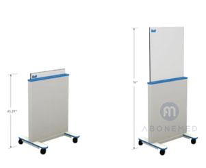 Mobile Adjustable Height Barrier