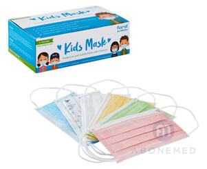 3 ply disposable facemask kids