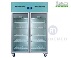 1200L Pharmacy Refrigerator – Glass
