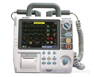 Mindray Defibrillator Machine, BeneHeart D6