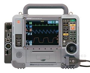 PHYSIO-CONTROL LIFEPAK 15 Monitor Defibrillator