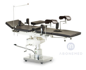 MANUAL OPERATING TABLE 52501 M