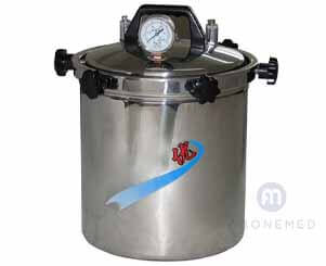 Portable Stainless Steel Autoclave Sterilizer