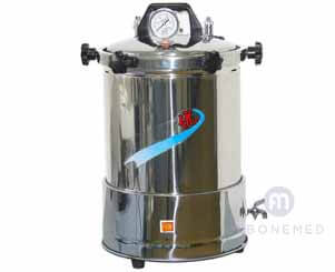 Portable Stainless Steel Autoclaves